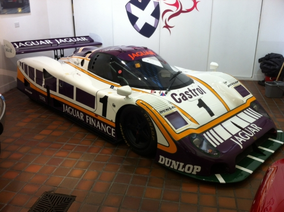 Jaguar XJR-9 Group C
